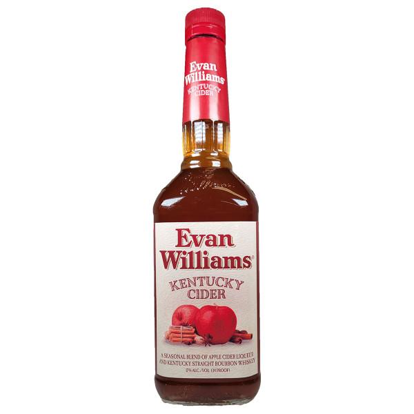 Evan Williams Kentucky Cider