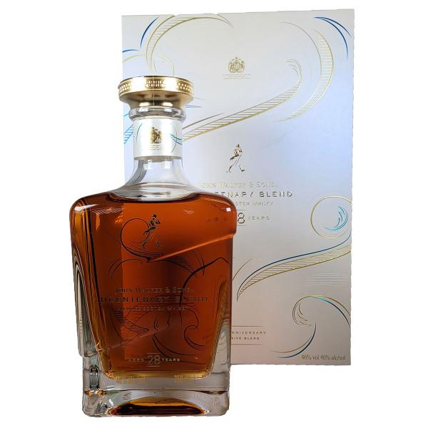 Johnnie Walker 28 Year Bicentennial Blend Scotch Whisky