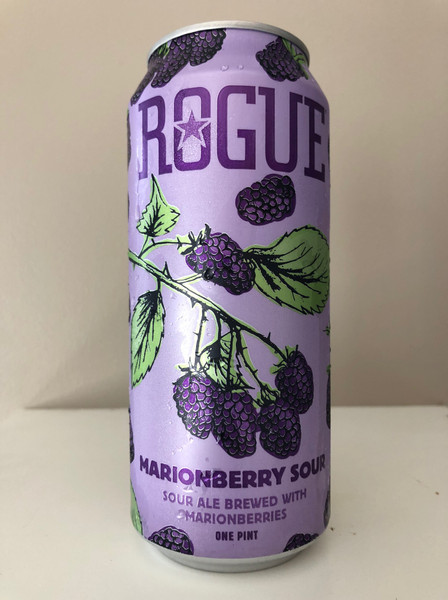 Rogue Marionberry Sour Can