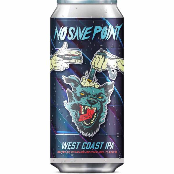 Mason Ale Works / Horus No Save Point West Coast IPA Can