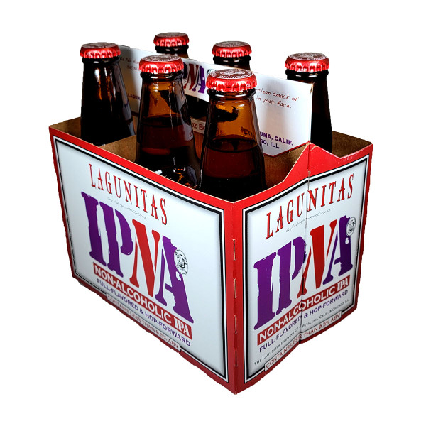 Lagunitas IPNA Non-Alcoholic IPA