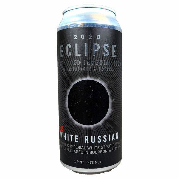 FiftyFifty Eclipse White Russian Nitro Imperial Stout 2020 Can