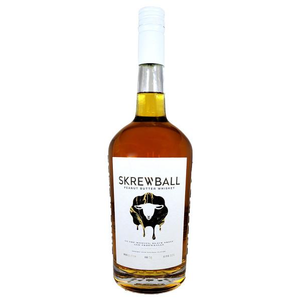 Skrewball Peanut Butter Whiskey 1.0L