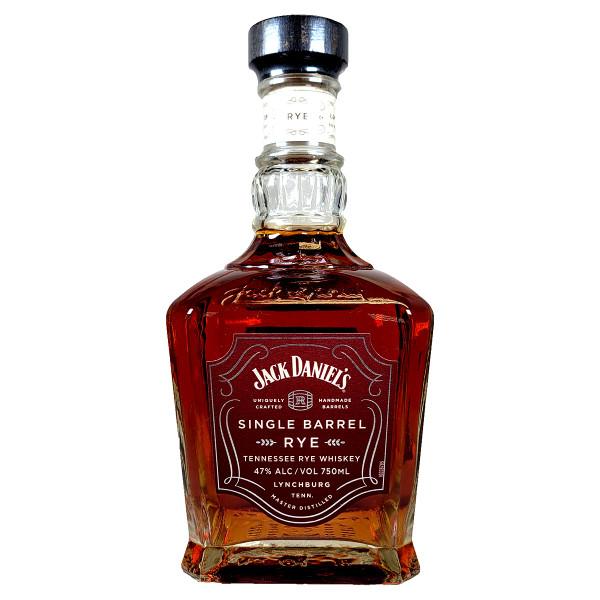 Jack Daniel's Single Barrel Rye Whiskey
