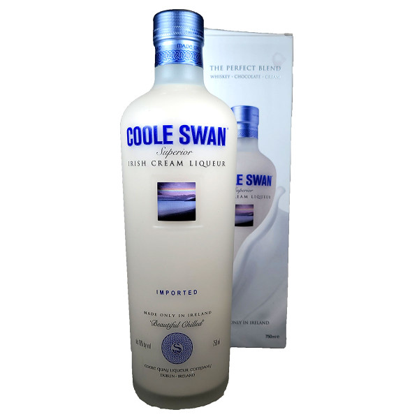 Coole Swan Irish Cream Liqueur Gift Box