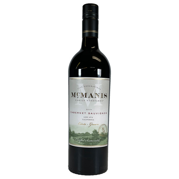 McManis 2019 Cabernet Sauvignon