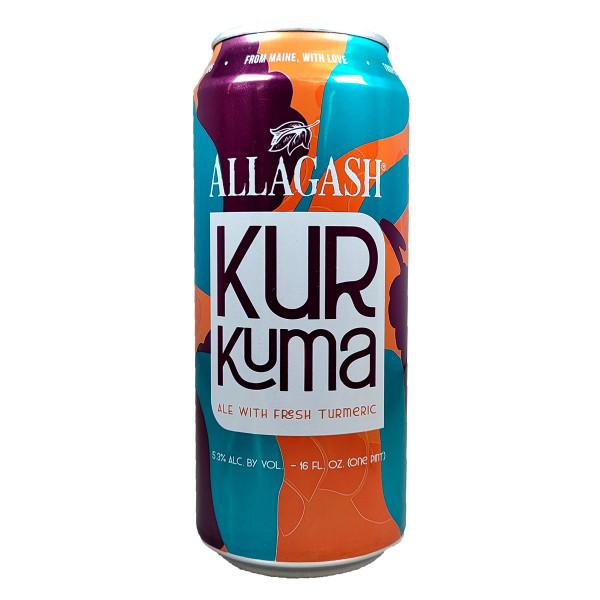 Allagash Kur Kuma Saison Style Ale with Turmeric