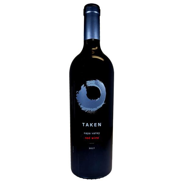 Taken 2017 Red Wine