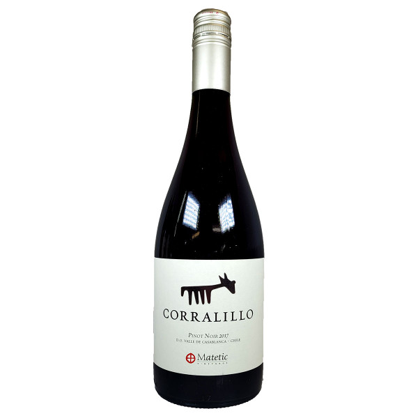 Matetic 2017 Corralillo Pinot Noir
