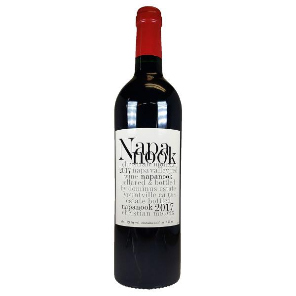 Dominus Estate 2017 Napanook Napa Valley Red Wine