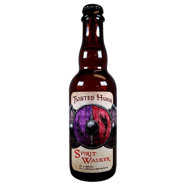Twisted Horn Spirit Walker Apple Wine