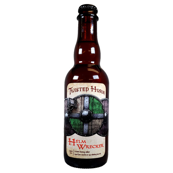Twisted Horn Raisin Honey Cider