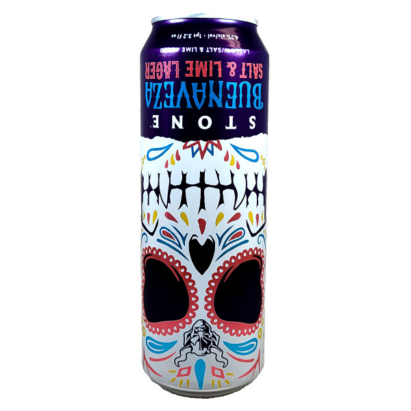 Stone Buenaveza Salt & Lime Lager 19.2oz Can