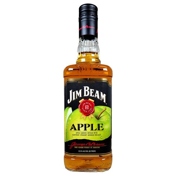 Jim Beam Apple Flavored Kentucky Bourbon Whiskey