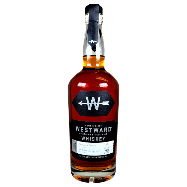 Westward Whiskey Single Barrel Batch #133