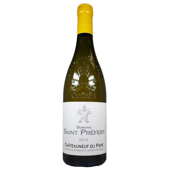 Domaine Saint Prefert 2019 Chateauneuf-du-Pape Blanc