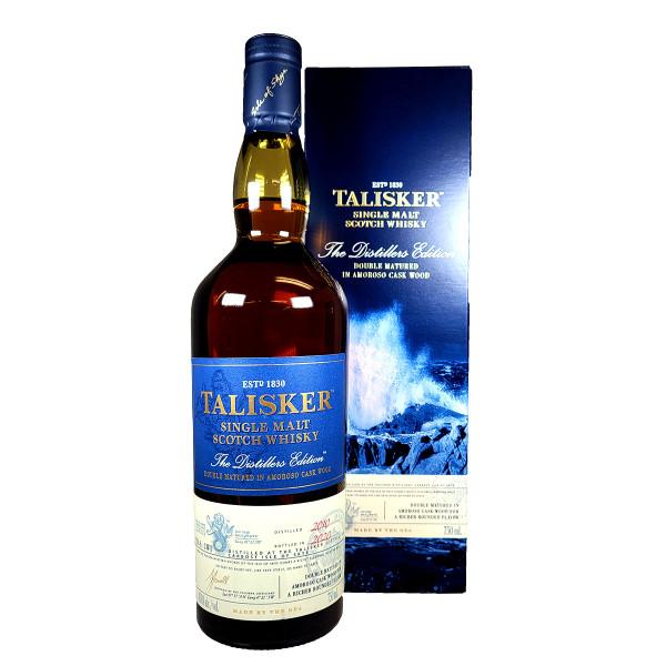 Talisker Distillers Edition 2010 Single Malt Scotch Whisky