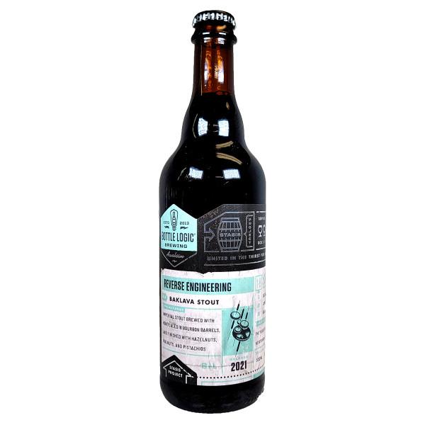 Bottle Logic Reverse Engineering Baklava Stout