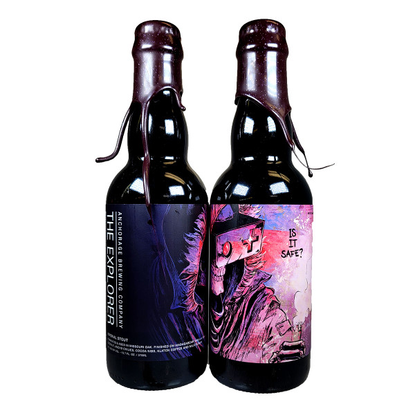 Anchorage The Explorer Imperial Stout