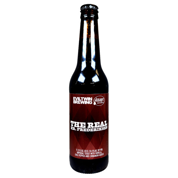 Evil Twin The Real Hr. Frederiksen Imperial Stout