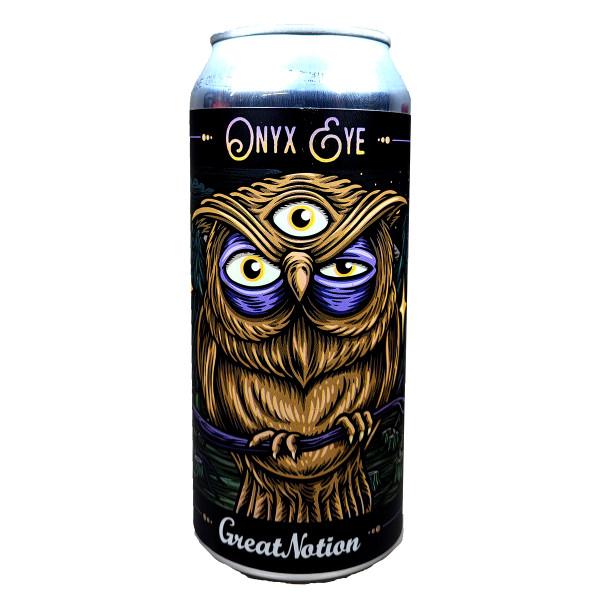 Great Notion Onyx Eye Tart Ale Can