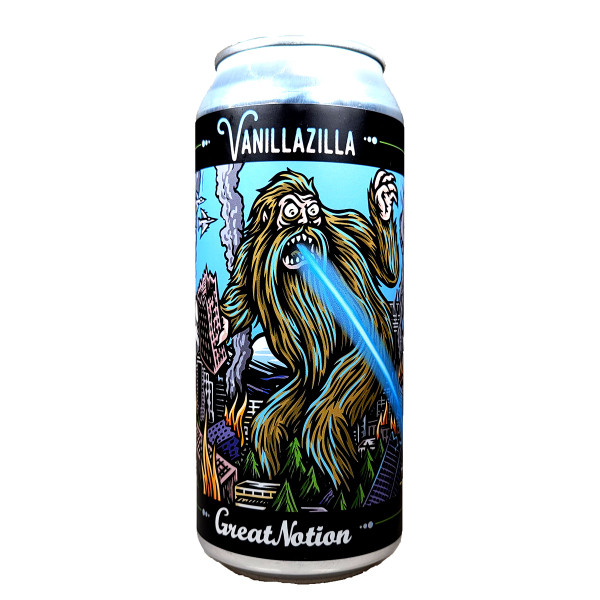 Great Notion Vanillazilla Imperial Stout Can