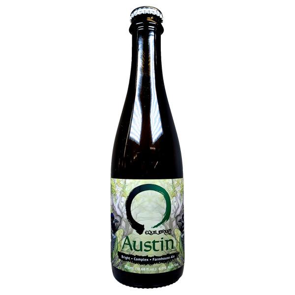 Equilibrium Austin Farmhouse Ale