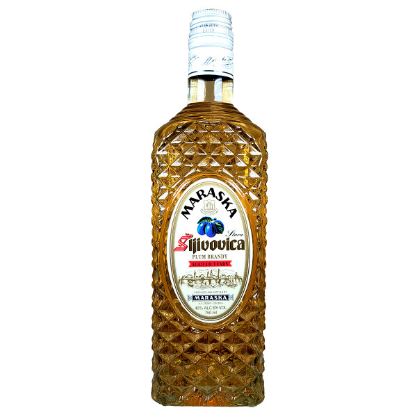 Maraska Slivovica 10 Year Old Plum Brandy