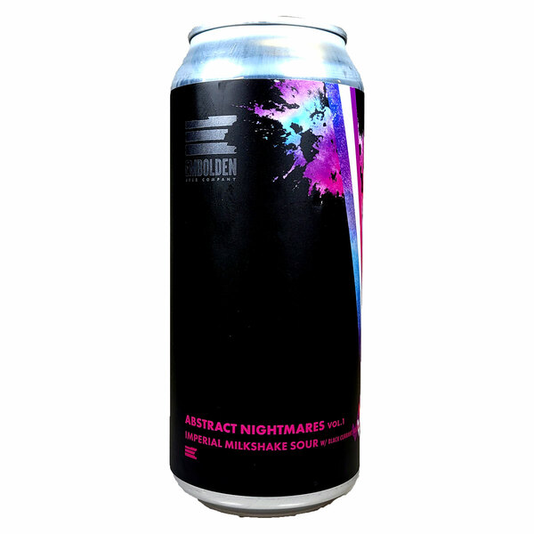 Embolden Abstract Nightmares Vol. 1 Imperial Milkshake Sour Can