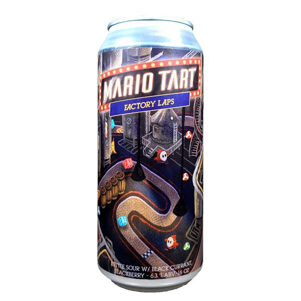 8 Bit Mario Tart Kettle Sour Can