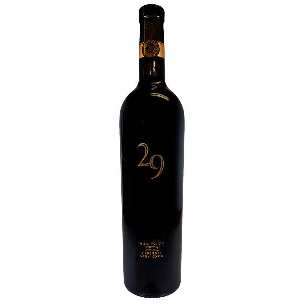 Vineyard 29 2017 Aida Estate Cabernet Sauvignon