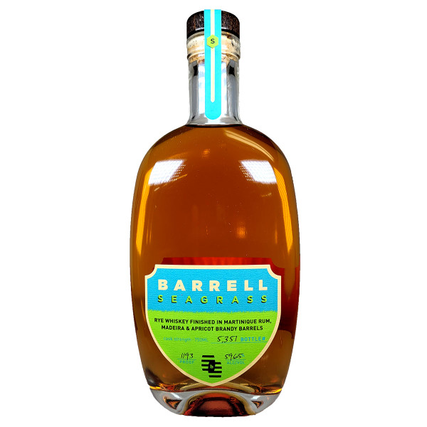 Barrell Seagrass Rye Whiskey