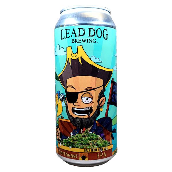Lead Dog Secret Stash Hazy IPA Can
