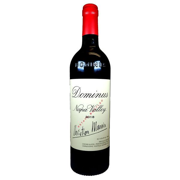 Dominus Estate 2018 Napa Valley Red Wine