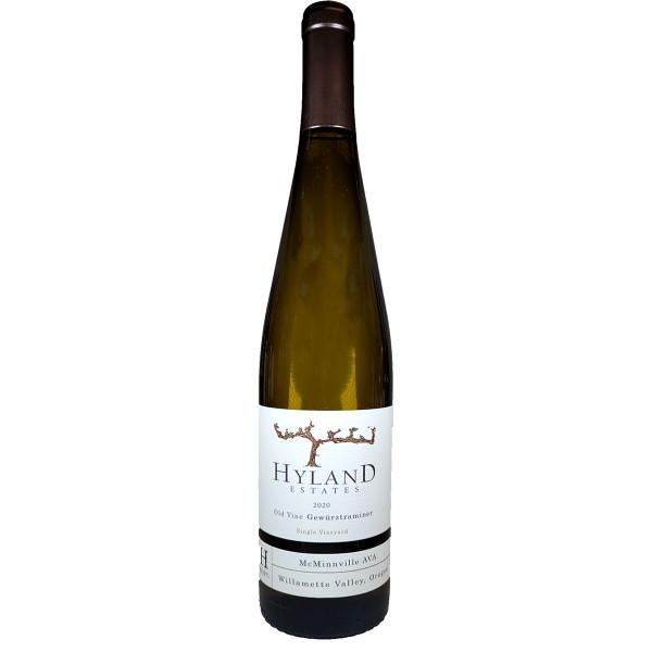 Hyland Estates 2020 Old Vine Gewurztraminer