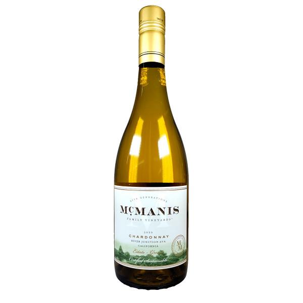McManis 2020 Chardonnay