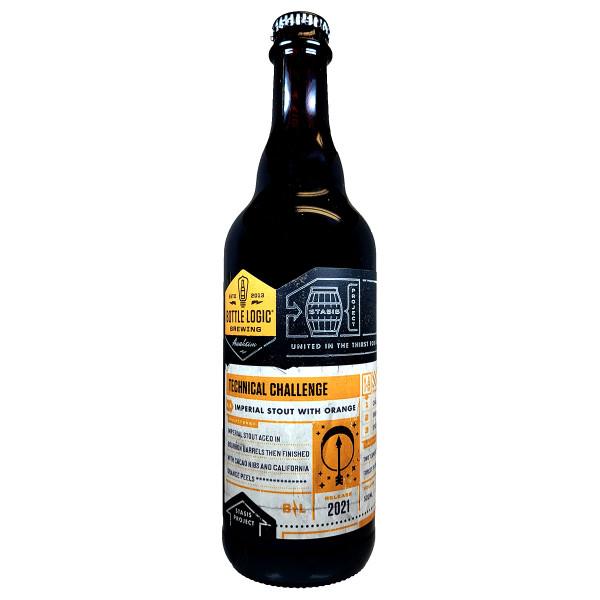 Bottle Logic / Claremont Technical Challenge Imperial Stout