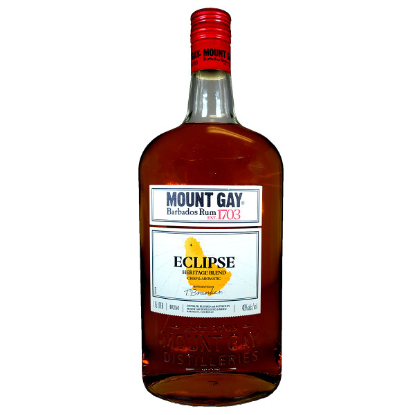 Mount Gay Eclipse Gold Rum 1.75l