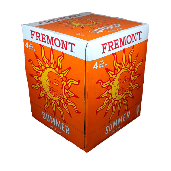 Fremont Summer Pale Ale 4-Pack Can