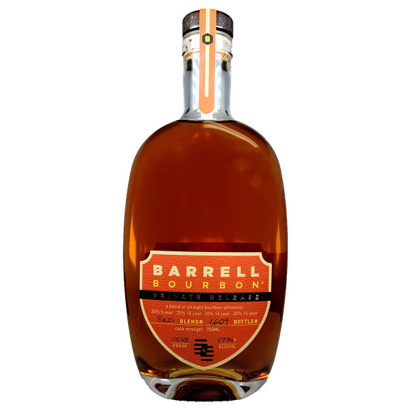 Barrell Bourbon Private Release BX2I Blend Limited Release