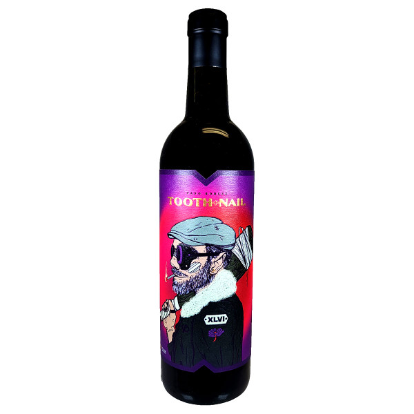 Tooth & Nail 2018 Red Wine, 750ml