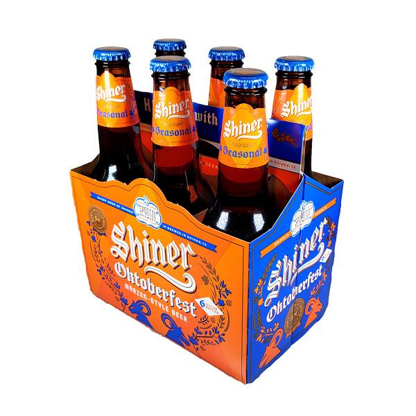 Shiner Oktoberfest Marzen-Style Beer 6-Pack