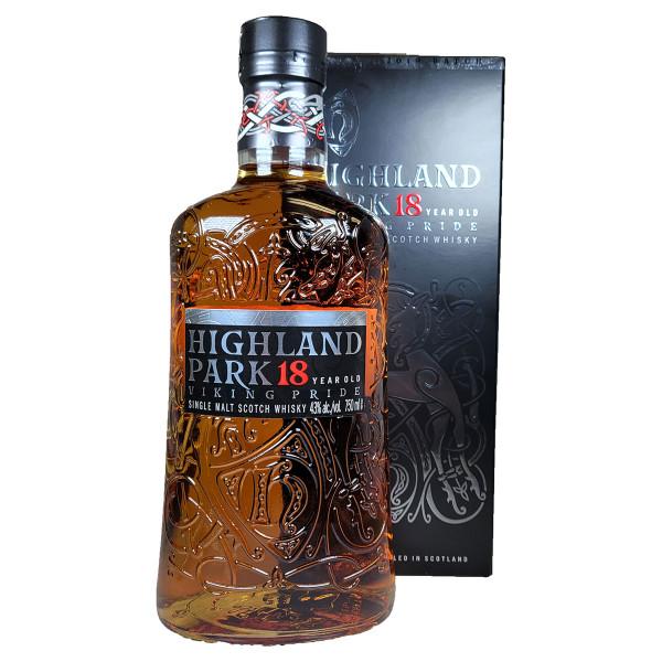 Highland Park 18 Year 2019 Edition Orkney Single Malt Scotch Whisky