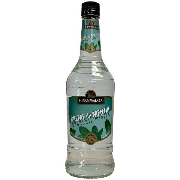 Hiram Walker Menthe White Liqueur