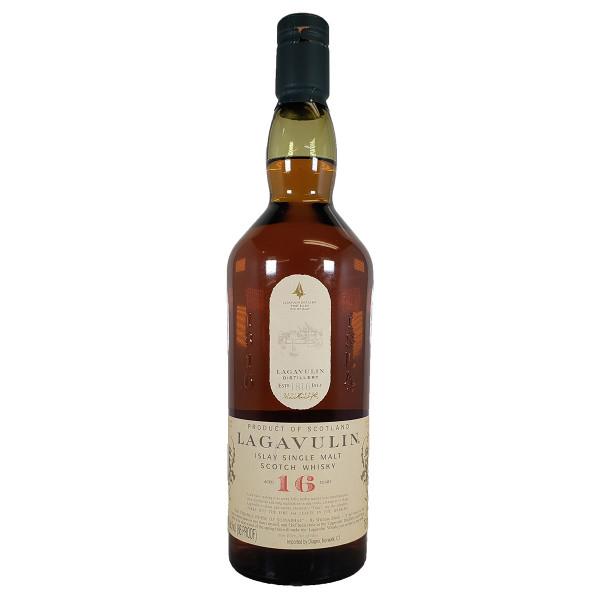 Lagavulin 16 Year Islay Single Malt Scotch