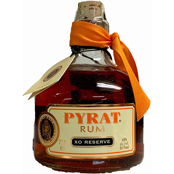 Pyrat Planters Gold XO Reserve Rum