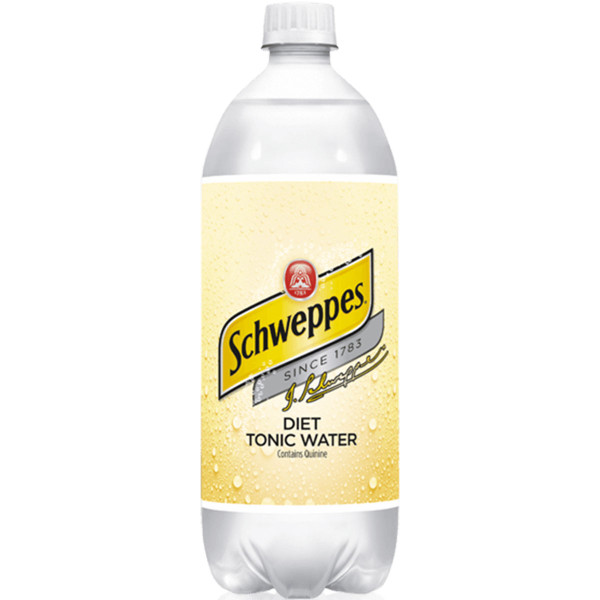 Schweppes Diet Tonic 1.0L