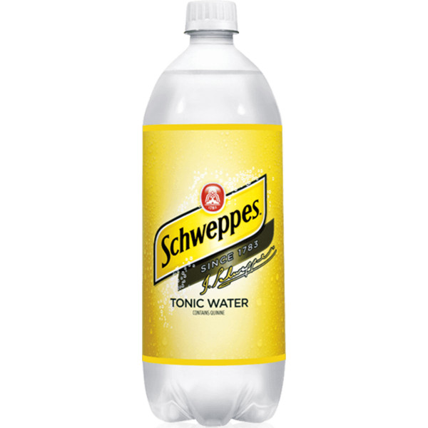 Schweppes Tonic Water 1.0L