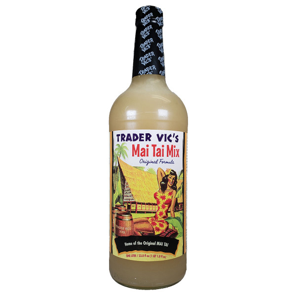 Trader Vic's Mai Tai Mix 1.0L