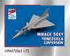 High Planes Mirage 50EV Venezuela Conversion Accessories 1:72 (HPA072063)